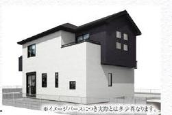 新築一戸建て ふじみ野市中ノ島 6号棟 3,599万円