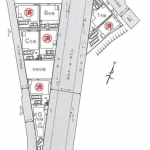 新築戸建て 川越市砂 区画図(間取)