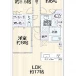中古マンション 所沢市小手指町 間取図(間取)