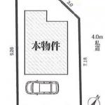 新築一戸建て 所沢市林 区画図(間取)