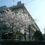 所沢市立北中小学校(周辺)