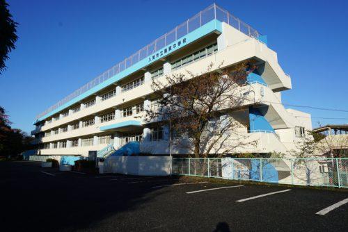 黒須中学校(周辺)