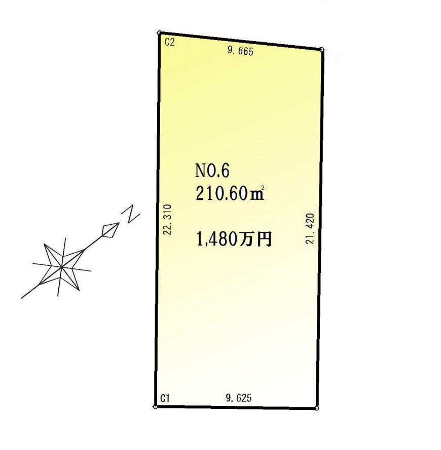 区画図NO.6