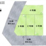 新築一戸建て 所沢市小手指町 区画図(間取)
