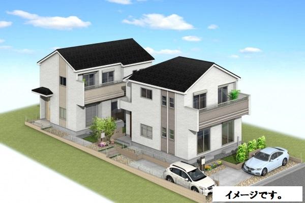 新築一戸建て 富士見市山室 3号棟 3,990万円