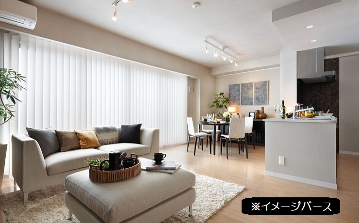 新築一戸建て 富士見市鶴馬 1号棟 3,599万円