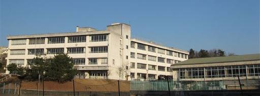 高根中学校(周辺)