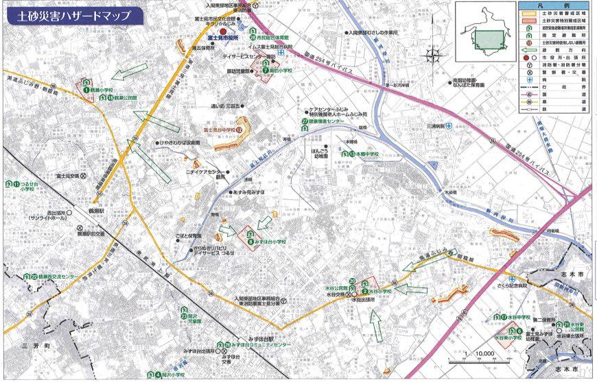 ハザード マップ 東松山 まつやま洪水ハザードマップ 松山市公式ホームページ