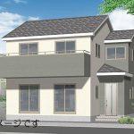 新築一戸建て 所沢市三ケ島 3号棟 2,640万円
